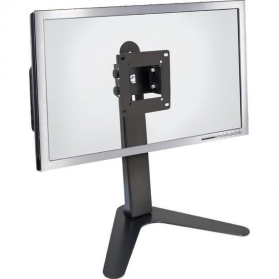 Suporte Monitor Pedestal De Mesa Articulado 10 A 24 Pol