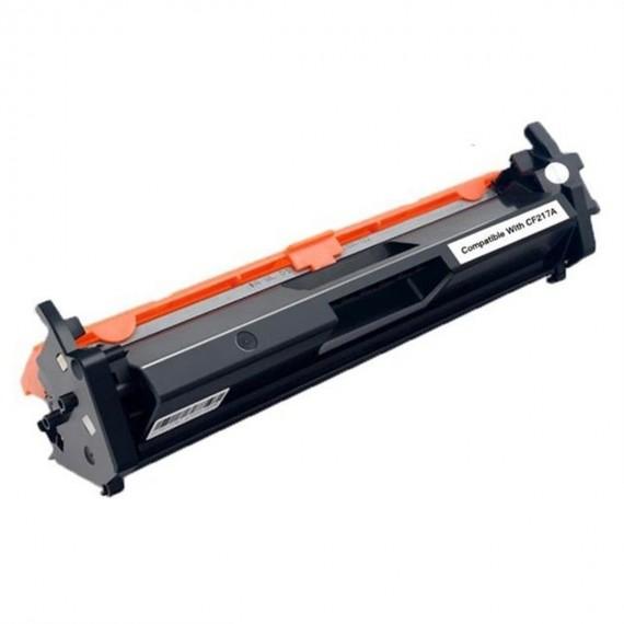 Toner Compatível Cf217a 217a 17a Cf217 M102 M130 Com Chip