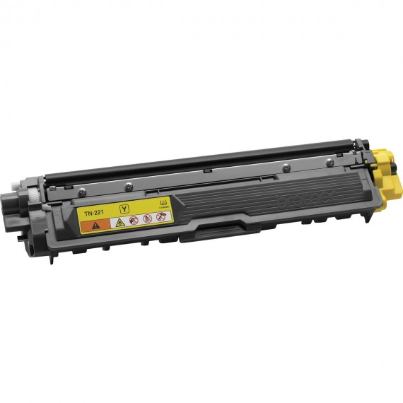 CART DE TONER COMPATIVEL C/ TN221/225 Y 1,5K