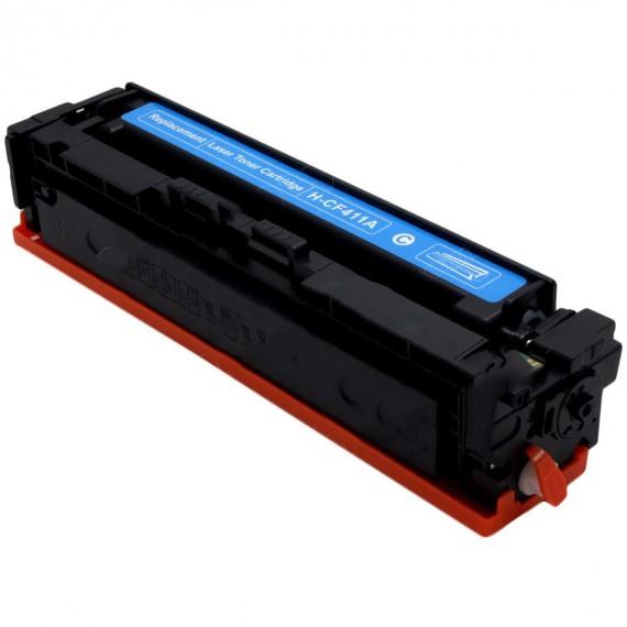 Toner  CIANO Compatível CF411A para impressora M452 M477