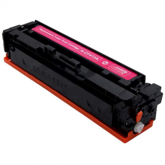 Toner MAGENTA Compatível CF413A para impressora M452 M477