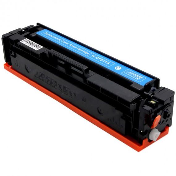 Toner CIANO Compativel 204a Cf510a 511 512 513 M154 M180