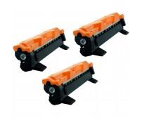 Kit 3x Toner P/ Hl1202 Hl-1210w Hl-1212 Hl-1212w Dcp-1617nw