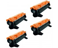 Kit 4x Toner Compativel Para Brother Dcp-1617nw Dcp1617nw