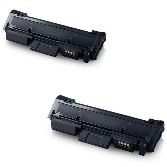 2 Toner Compatível Para Mlt-d116 D116 116l Sl-m2885fw