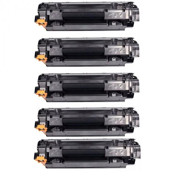 5 Unidades Toner Alta Qual. Ce285a 85a P1102 P1102w M1132