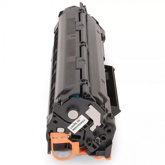 Kit 4x Toner Cb435a Cb436a Ce285a P/ P1102 1102 P1102w 1102w