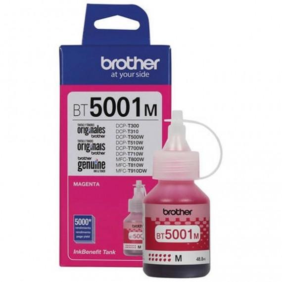 REFIL DE TINTA BROTHER BT5001M MAGENTA 5K P/MFC T810W/T4500