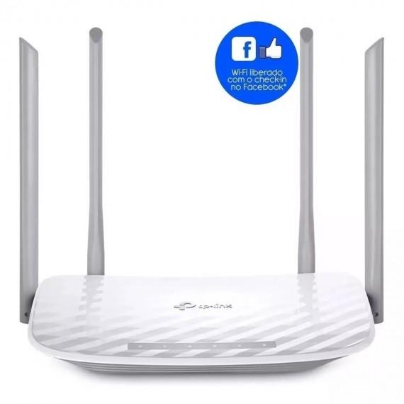 Roteador Tp-link Archer C50 Ac1200 Wifi Dual Band 4 Antenas